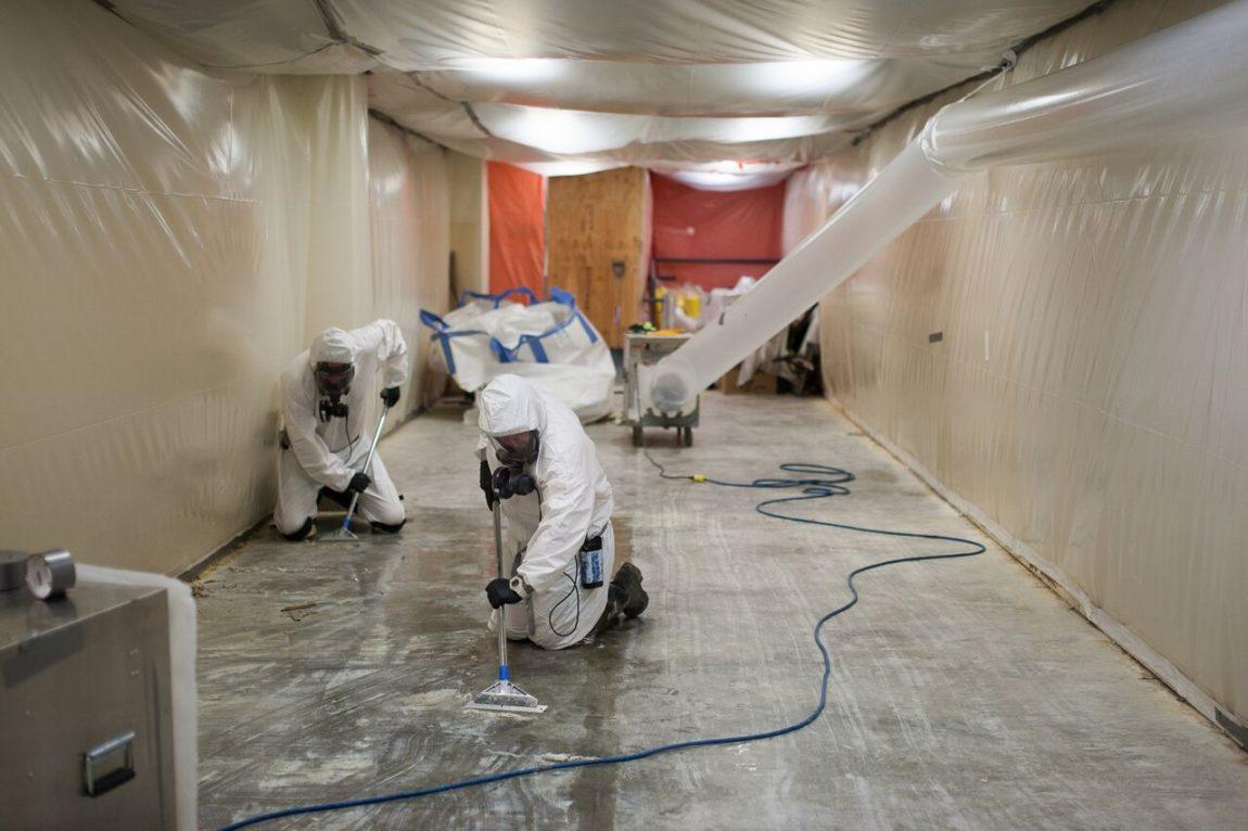 asbestos removal - victoria asbestos removal - vermiculite removal victoria