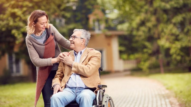 Caring for a Loved One with Mesothelioma is a Labor of Love